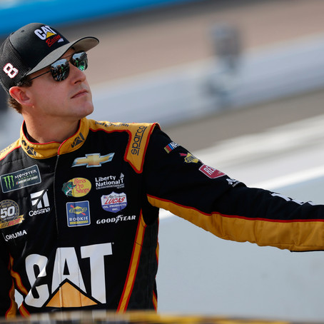 Hemric Focused on Season Finale