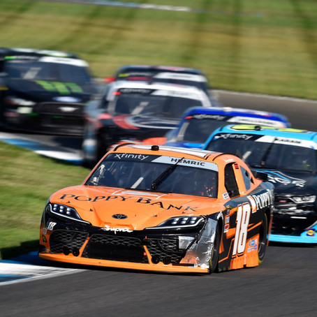 Hemric 12th in Indy Road Course Debut