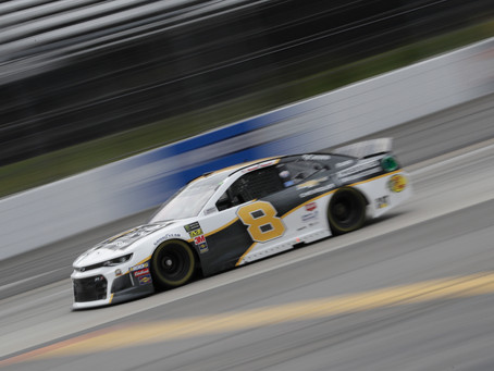 Need all 500 laps at Martinsville