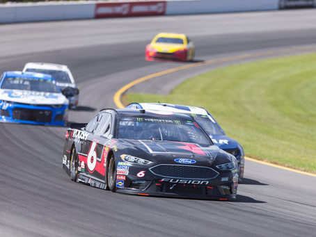Kenseth 18th at Pocono