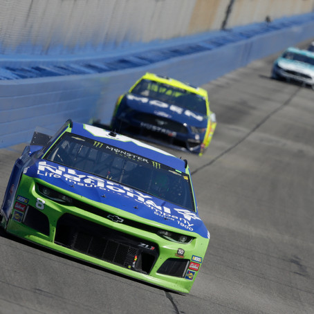 Fontana Goes from Bad to Worse for Hemric
