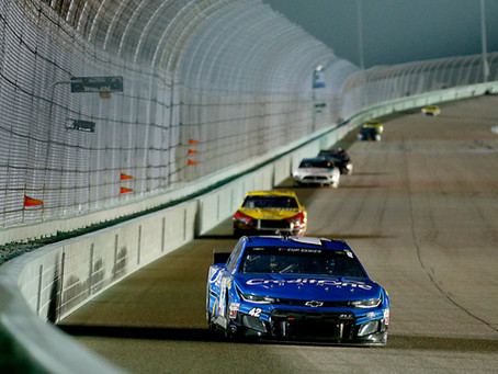 Kenseth 25th on long night in Miami