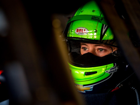 Hemric will not return to the No. 8 RCR Chevy in 2020