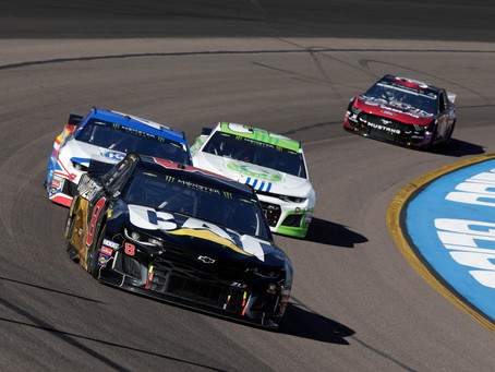 Hemric finishes 21st after tough day at Phoenix