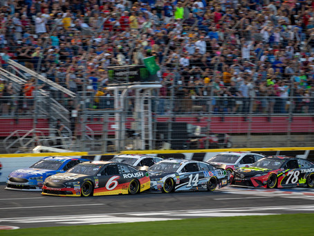 Kenseth finishes 14th in All-Star Race