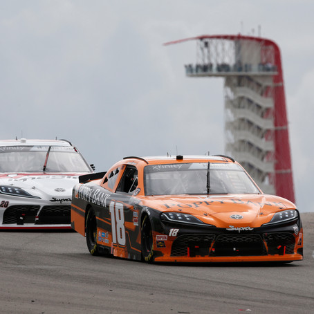 Mechanical Woes Saddle Hemric with 29th at COTA