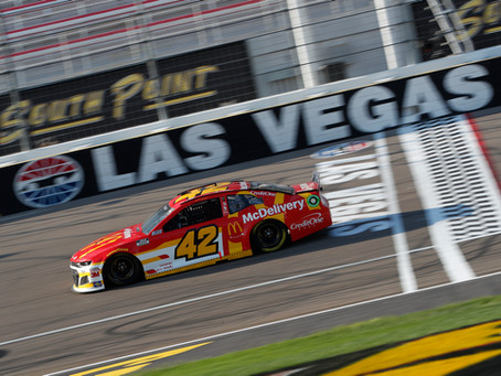 Kenseth 18th at Las Vegas