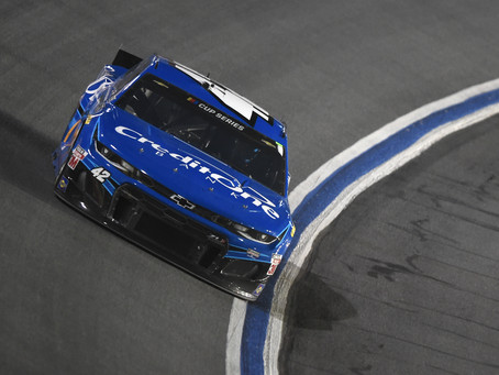 Issues Plague Kenseth at Charlotte