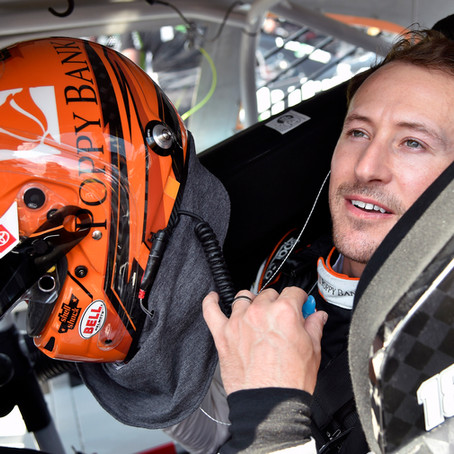 Hemric Road Course Ready to Tackle Indy