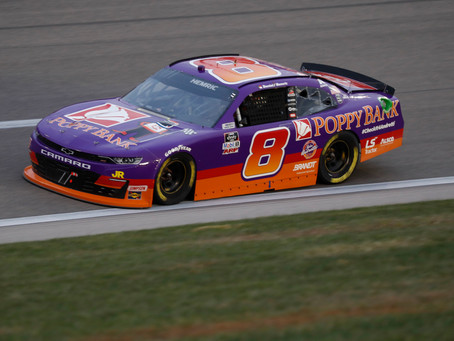 From 2 Down to P2; Hemric Scores Big Comeback in Kansas