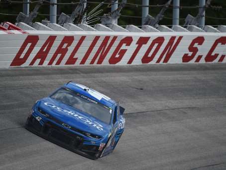 Kenseth 10th in return at Darlington