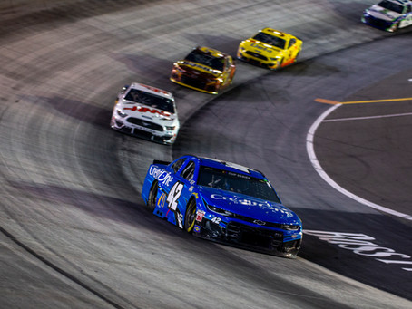 Kenseth 14th at Bristol Night Race