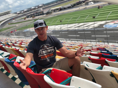 Charlotte Motor Speedway: A Special Place
