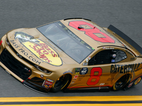 Hemric 5th in Daytona 500 Qualifying