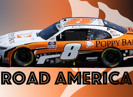 Hemric Can't Wait for Road America