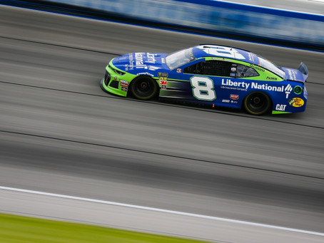 Hemric recovers to finish 19th at Chicago