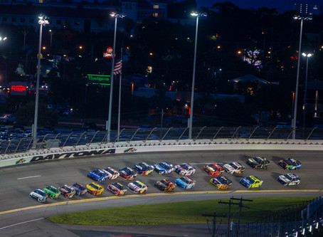 Big One ends promising run late at Daytona