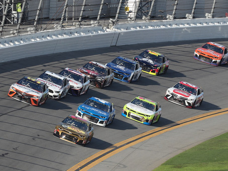 Big One Ends Promising Run at Daytona