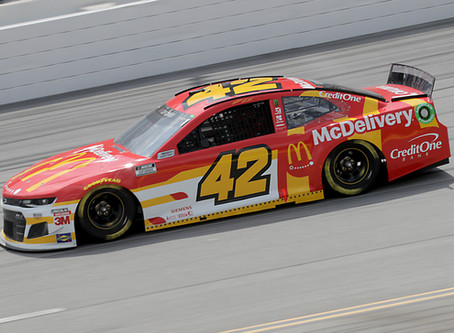 Parts Failure Ends Day for Kenseth at Talladega