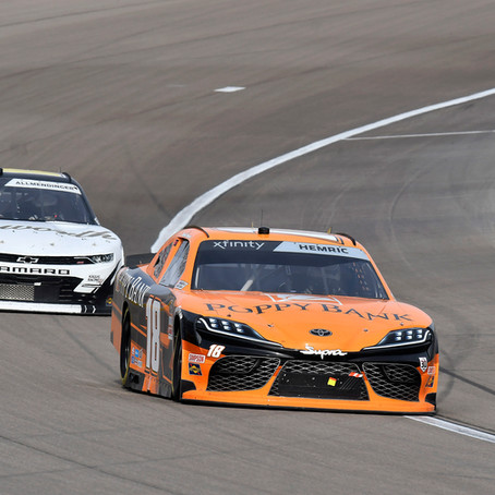 Hemric Ready to Go as Playoff's Start this Weekend