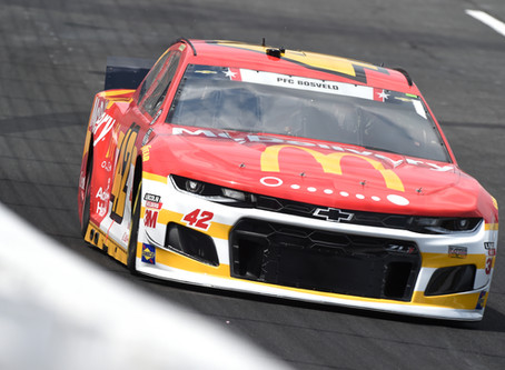 Kenseth 26th on a long night at Charlotte