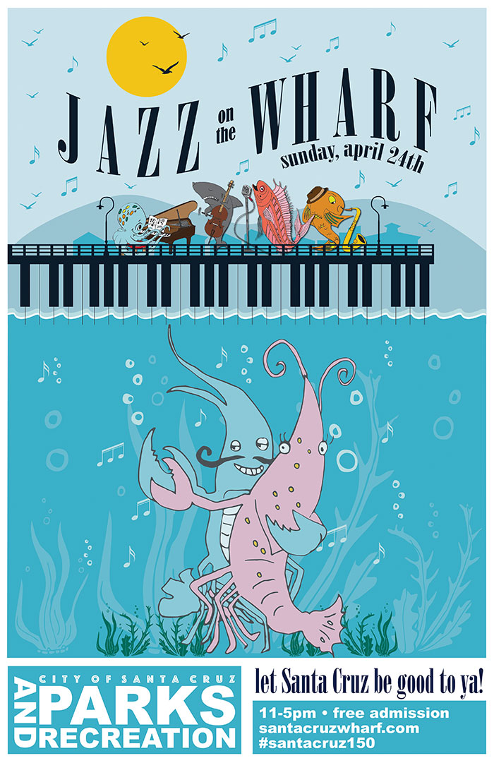PARKS_2016_JazzontheWharf_11X17poster