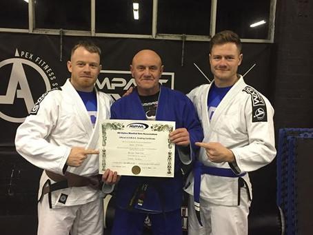 Reflections on my 8th Dan black belt promotion.