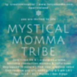 Copy of Copy of Mystical Momma Tribe Inv