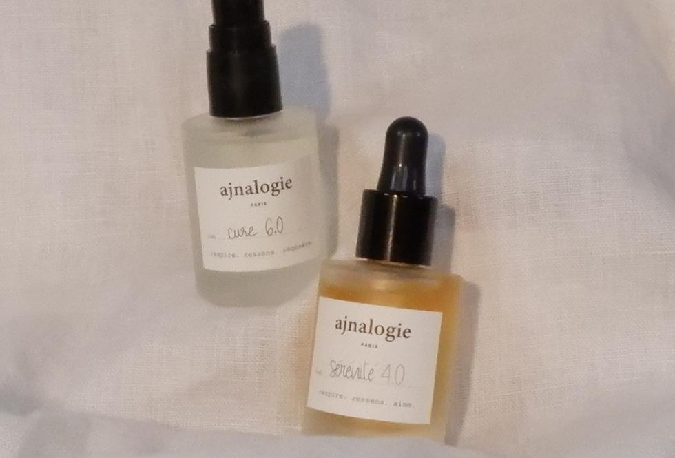 rituel 2 parfums pour les sensibles