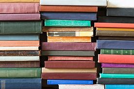 Piles of Books