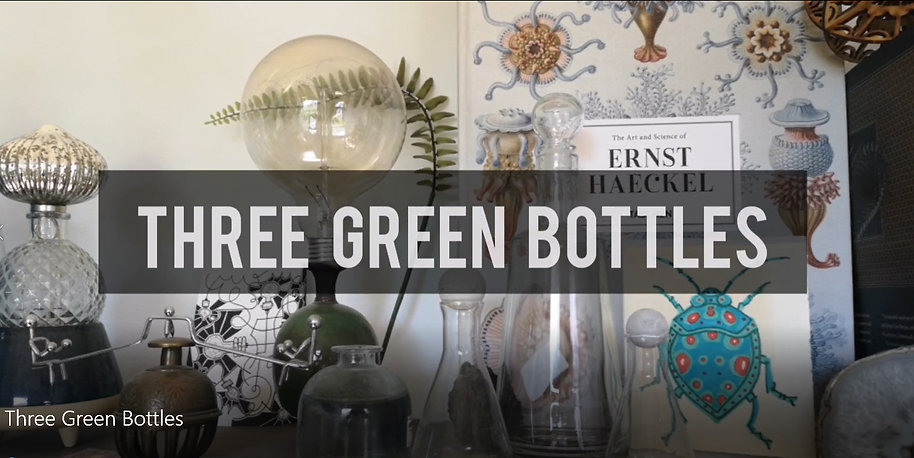 Three Green Bottles, online course