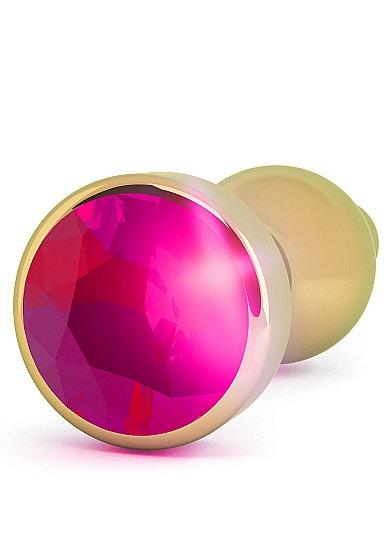 Pink Crystal Booty Plug