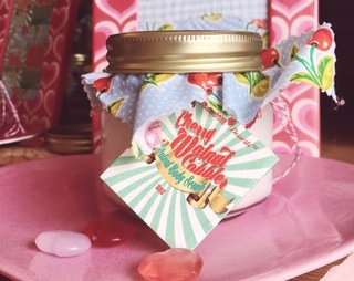 Cherry Walnut Cobbler Whipped Body Butter Mousse