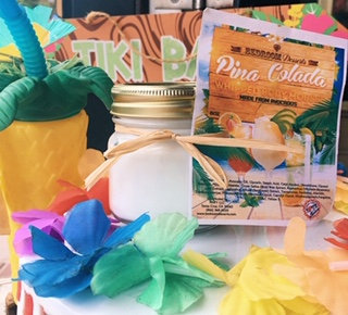 Pina Colada Whipped Body Mousse