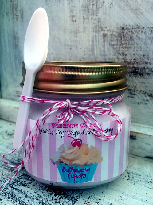 Buttercream Cupcake Moisturizing Body Frosting