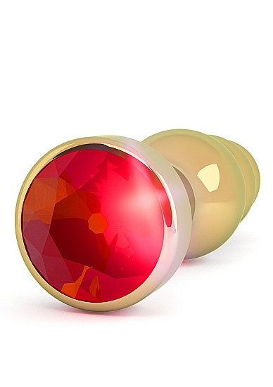 Red Crystal Booty Plug