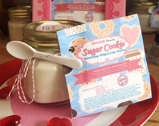 Sugar Cookie Moisturizing Body Frosting