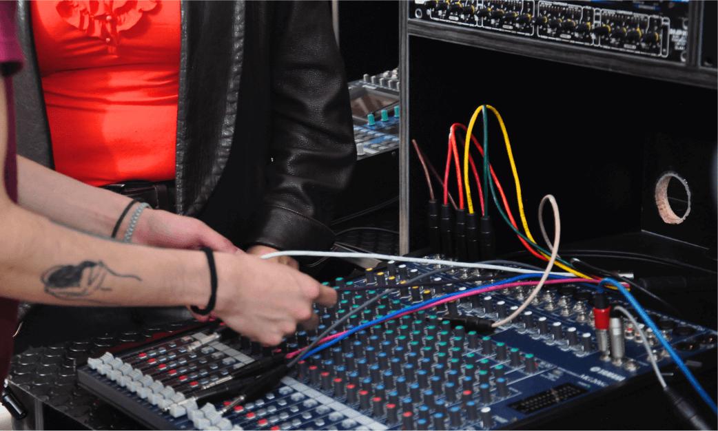 Licenciatura en audio profesional