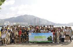 2010-Dolphin-領南大學-綠色校園計劃