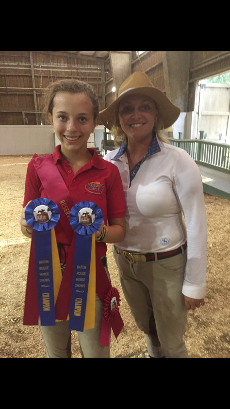 Baton Rouge Circuit Horse Show Results