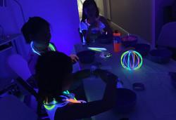 Making Glow Slime