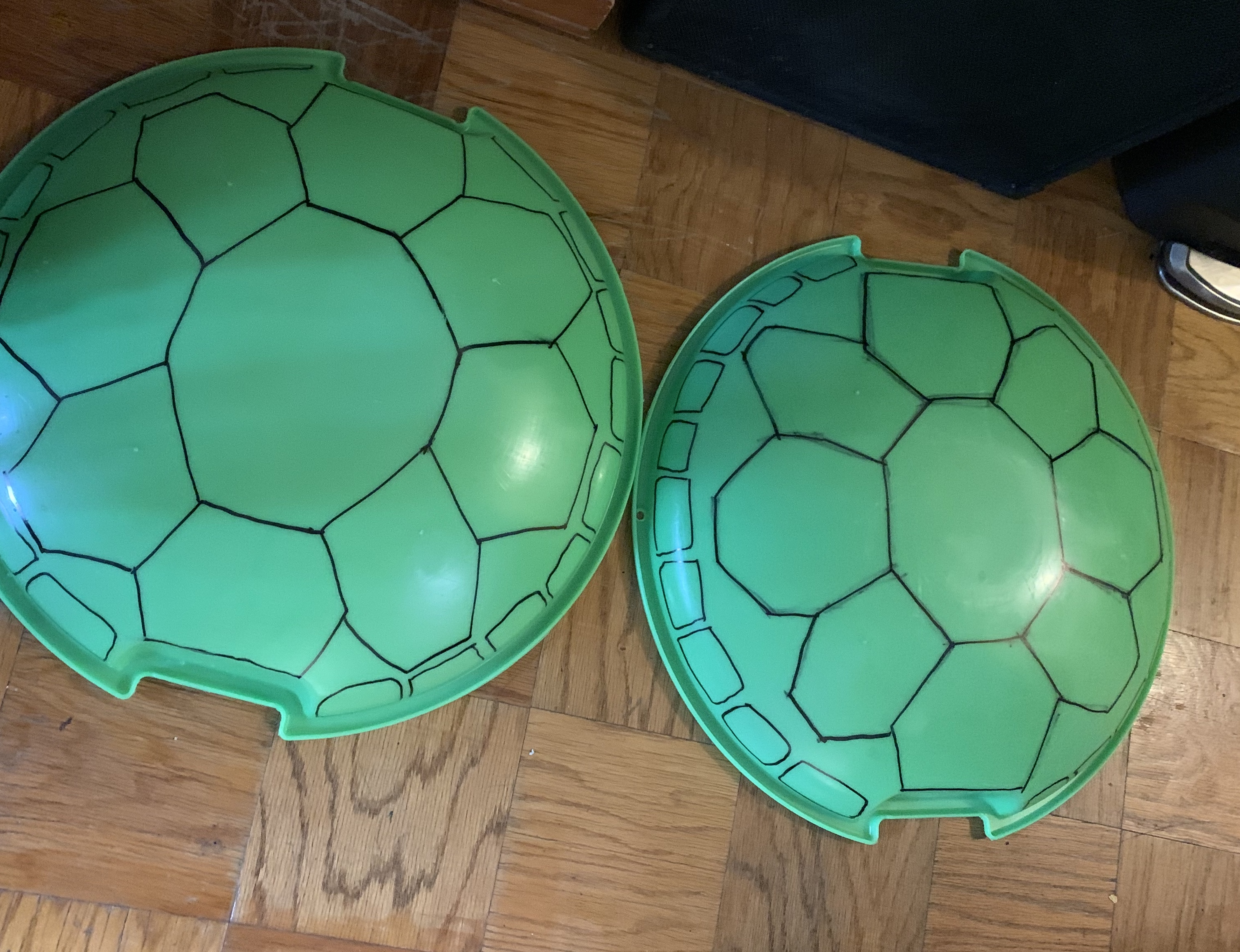 Turtle Shell Water Sleds