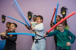 Ninja Training!