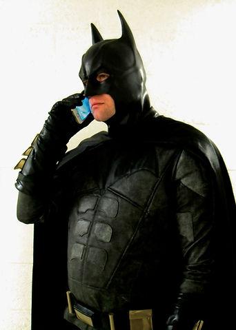 Call my Bat Phone!