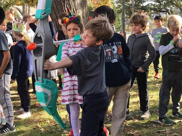 Kid Safe Archery!