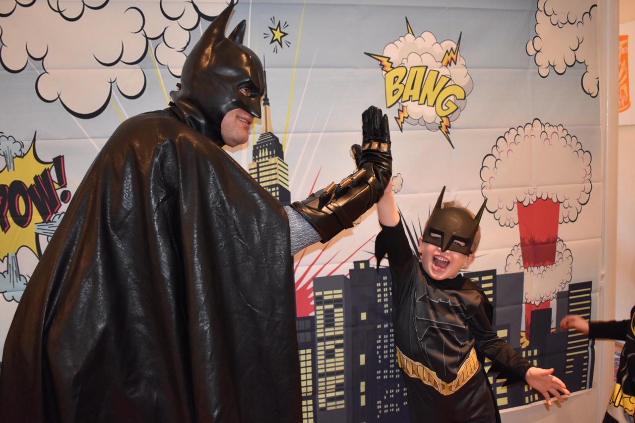 Bat Kid!
