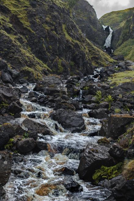Isle of Skye - Waterfall
