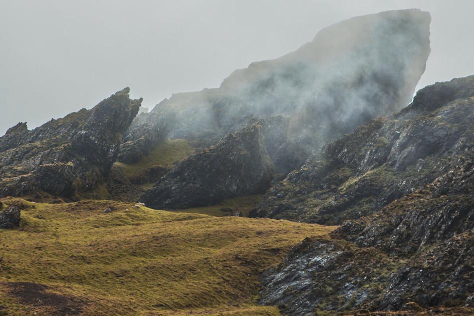 Isle of Skye - Mist