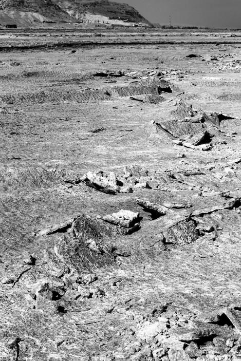 Dead Sea Salt Crust I