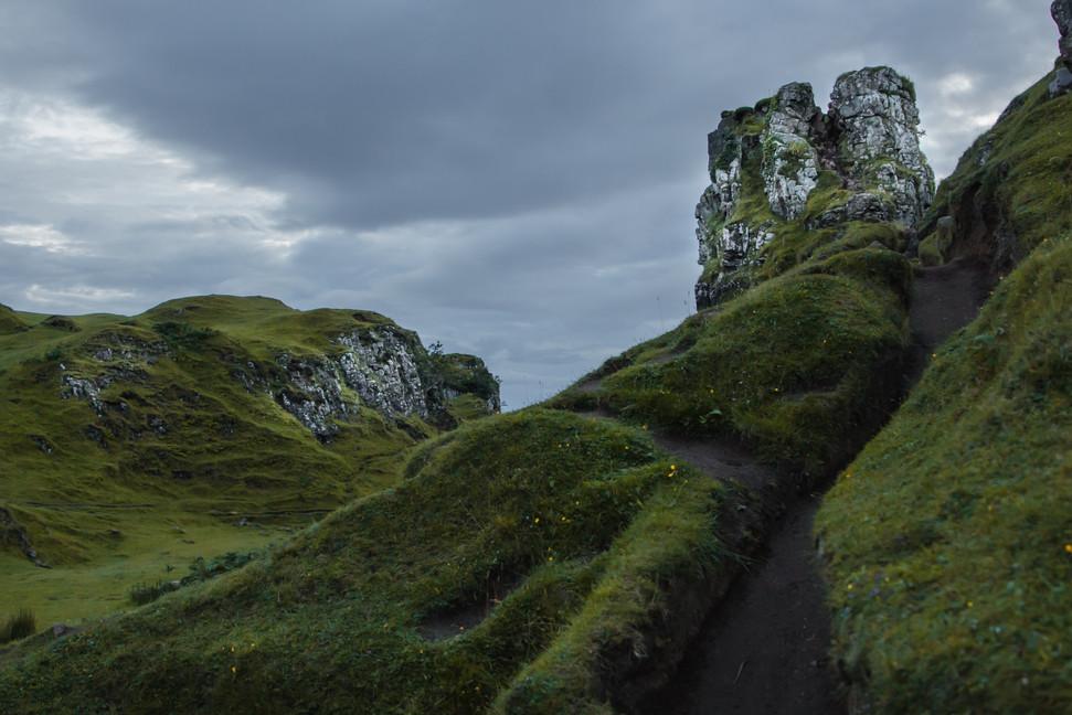 Isle of Skye - Fairy Glen